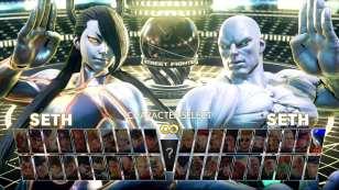 Street Fighter V Seth