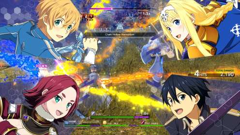 Sword Art Online Alicization Lycoris (15)