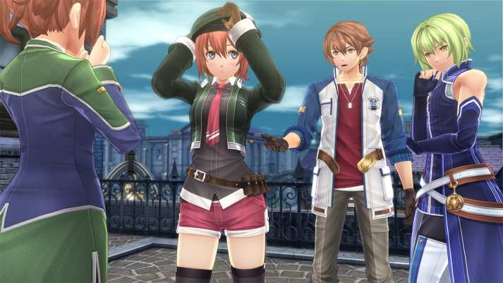 The Legend of Heroes Hajimari no Kiseki (13)