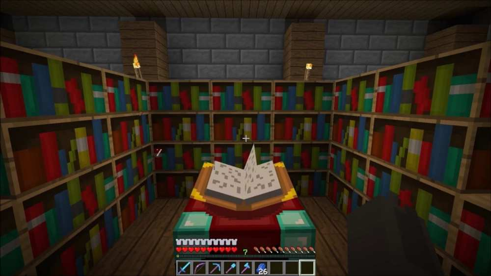 Minecraft riptide enchantment