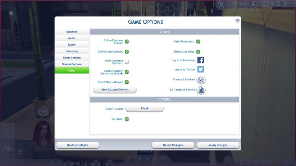Sims 4 Wicked Whims
