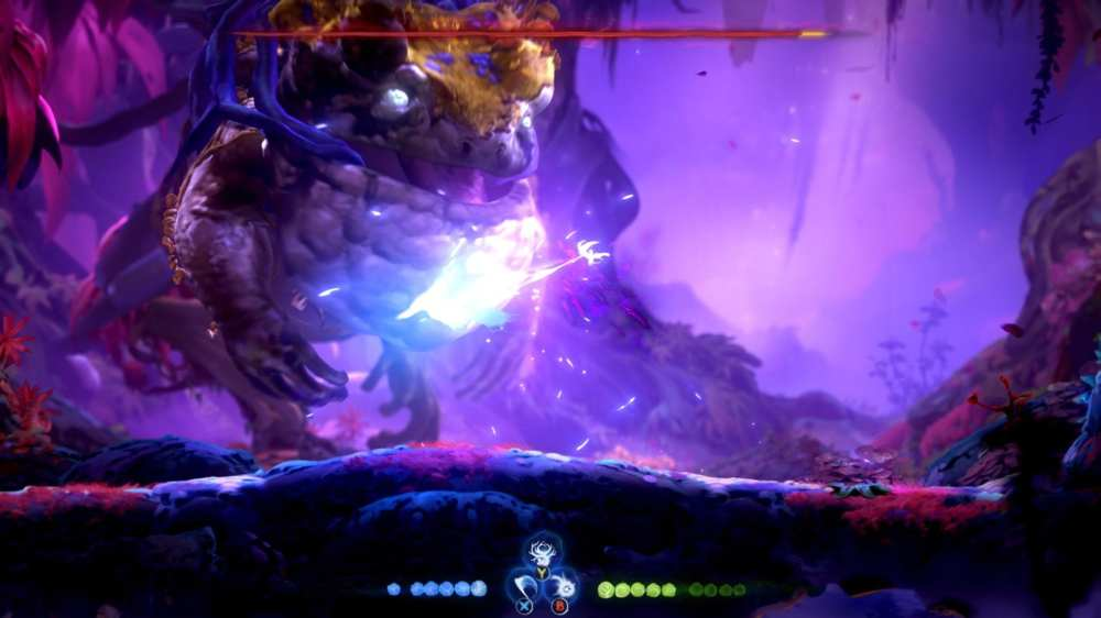 Ori and the Will of the Wisps, Kwolok boss fight, guide, toad