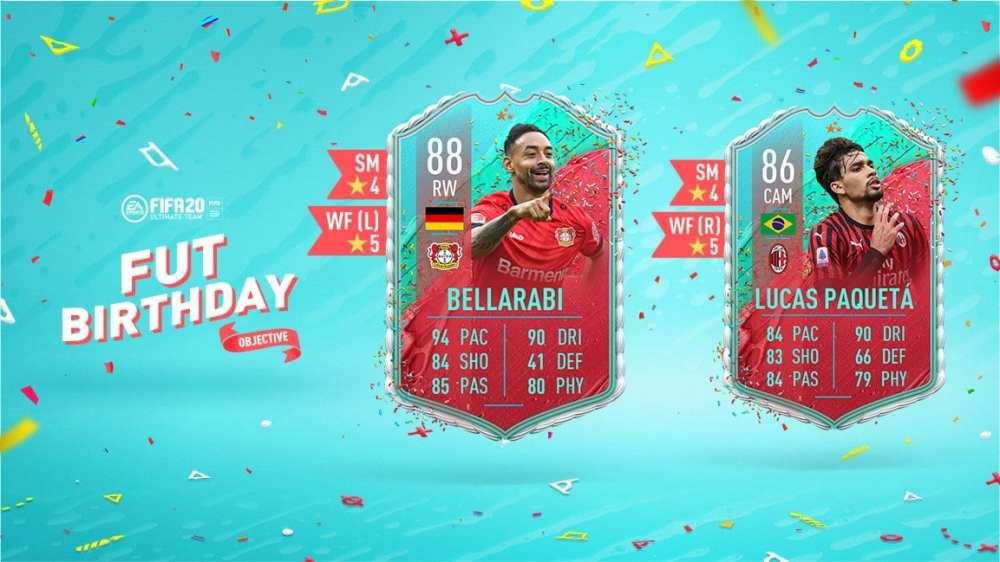 fut birthday bellarabi