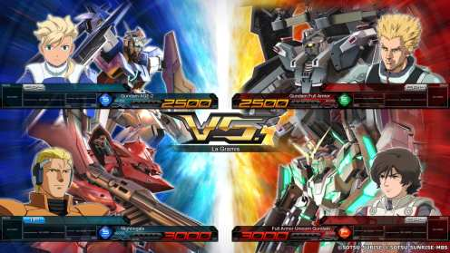 Mobile Suit Gundam Extreme VS. Maxiboost ON (4)