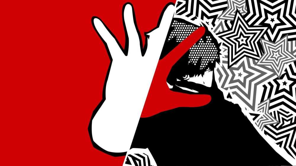 Persona 5 Wallpapers Pause