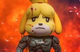 doom eternal animal crossing
