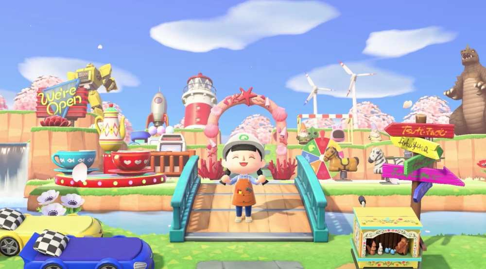 animal crossing new horizons, new trailers