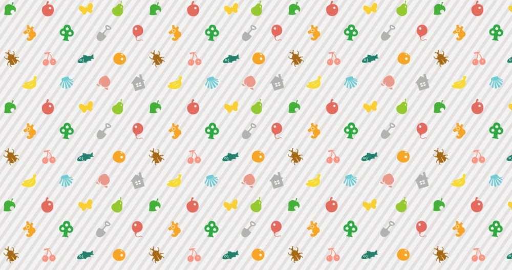 cool animal crossing wallpaper designs