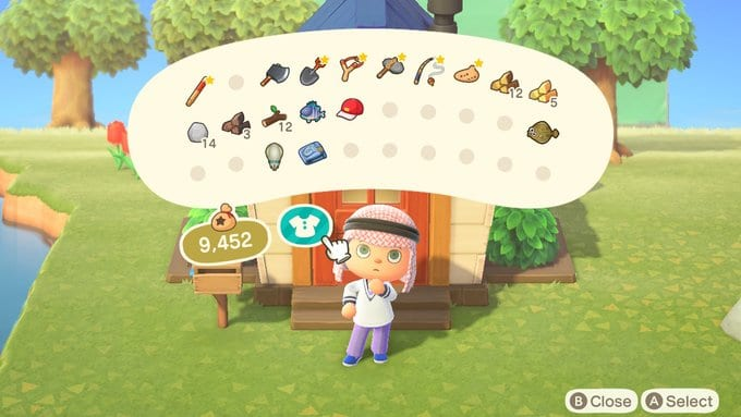 how to remove face paint animal crossing new horizons