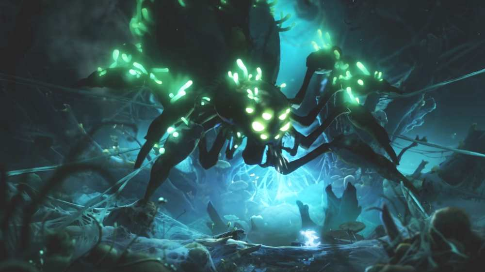 ori and the will of the wisps spider boss fight mora