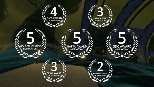 Outer Wilds awards