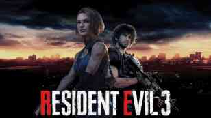 resident evil 3, physical copies, delayed