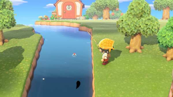 Animal Crossing: New Horizons river