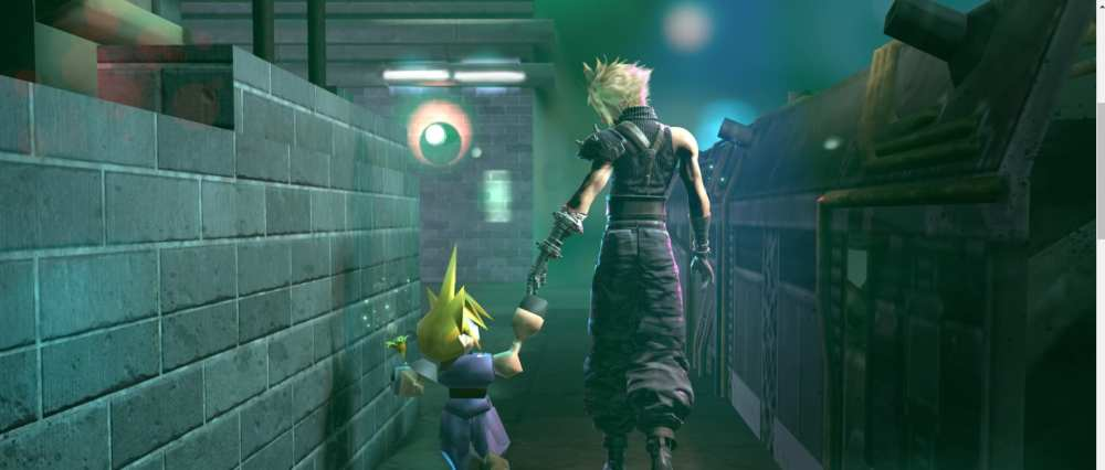 Final Fantasy 7 Remake Wallpapers