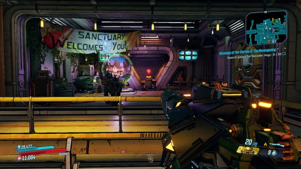 Borderlands 3 Muarice Location for Starting Revenge of the Cartels