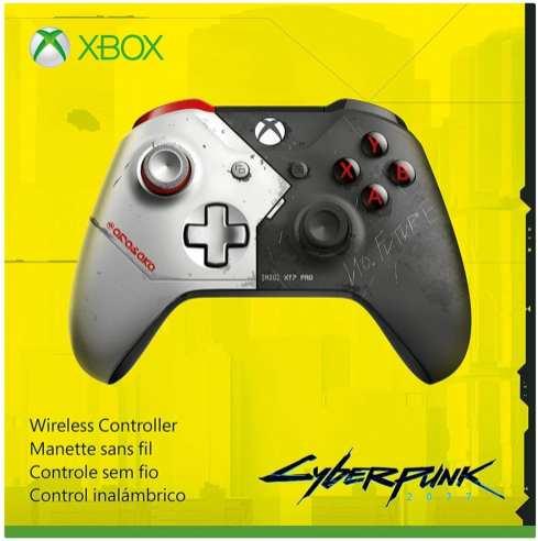 Cyberpunk 2077 Xbox Controller (2)