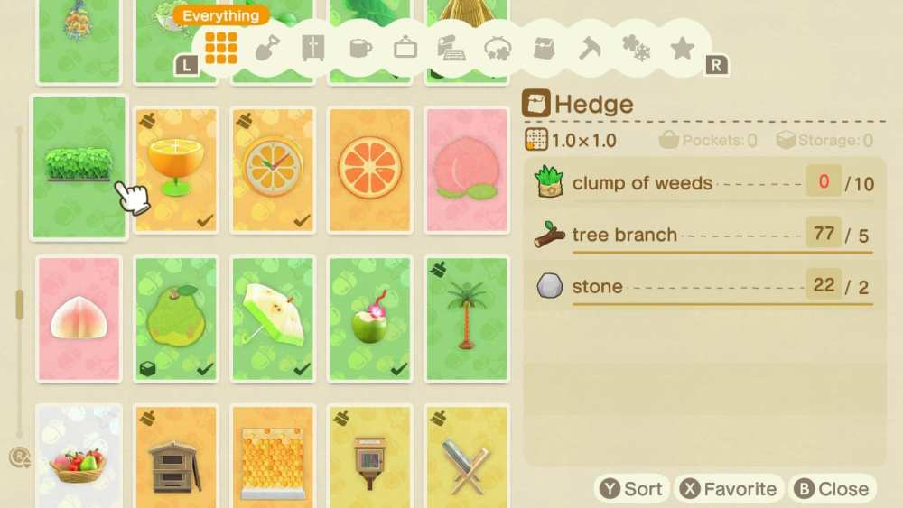 decorating with flowers animal crossing new horizons