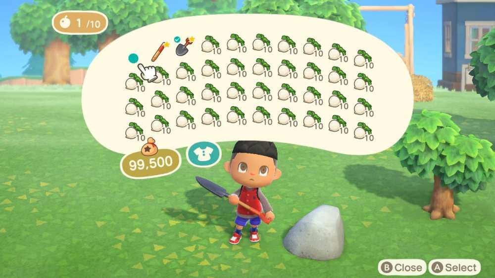 how to move rocks in animal crossing new horizons