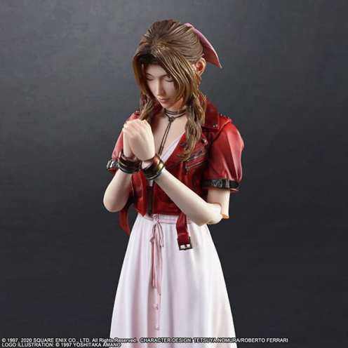 Final Fantasy VII Remake Figure Aerith (6)