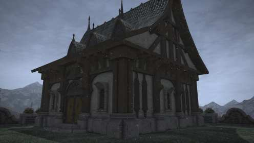 Final Fantasy XIV Ishgard Housing (19)