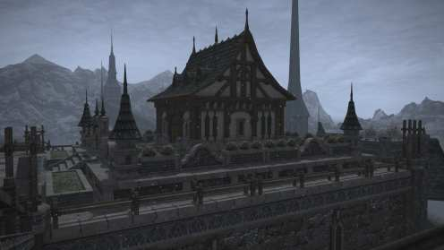 Final Fantasy XIV Ishgard Housing (20)