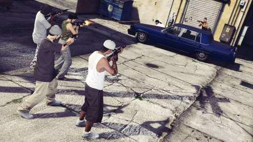 GTA Online - 4 23 2020 - Bad Companies
