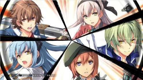 Legend of Heroes Hajimari no Kiseki (2)