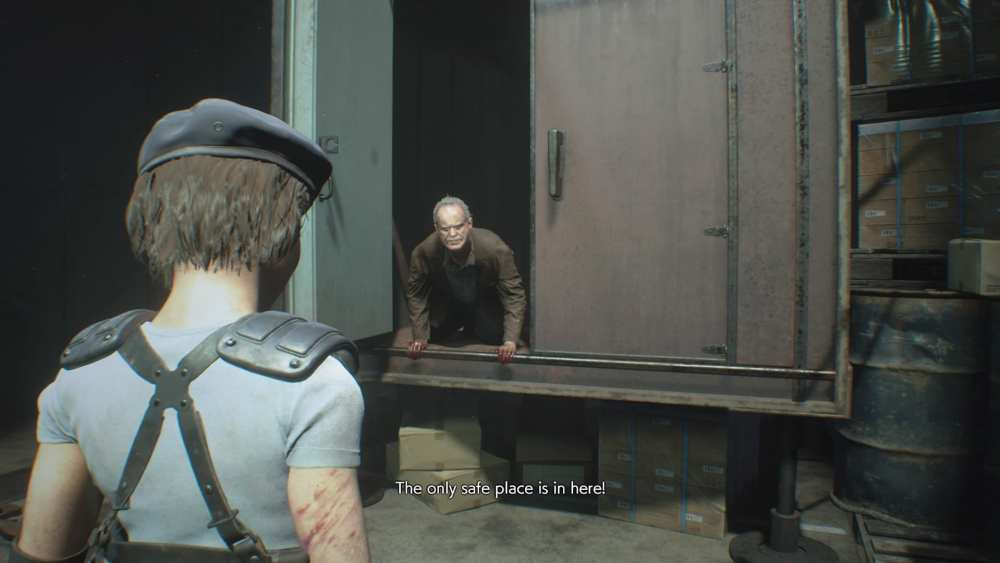 Resident Evil 3 Remake Easter Eggs