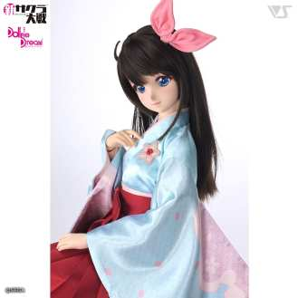 Sakura Wars Doll (8)
