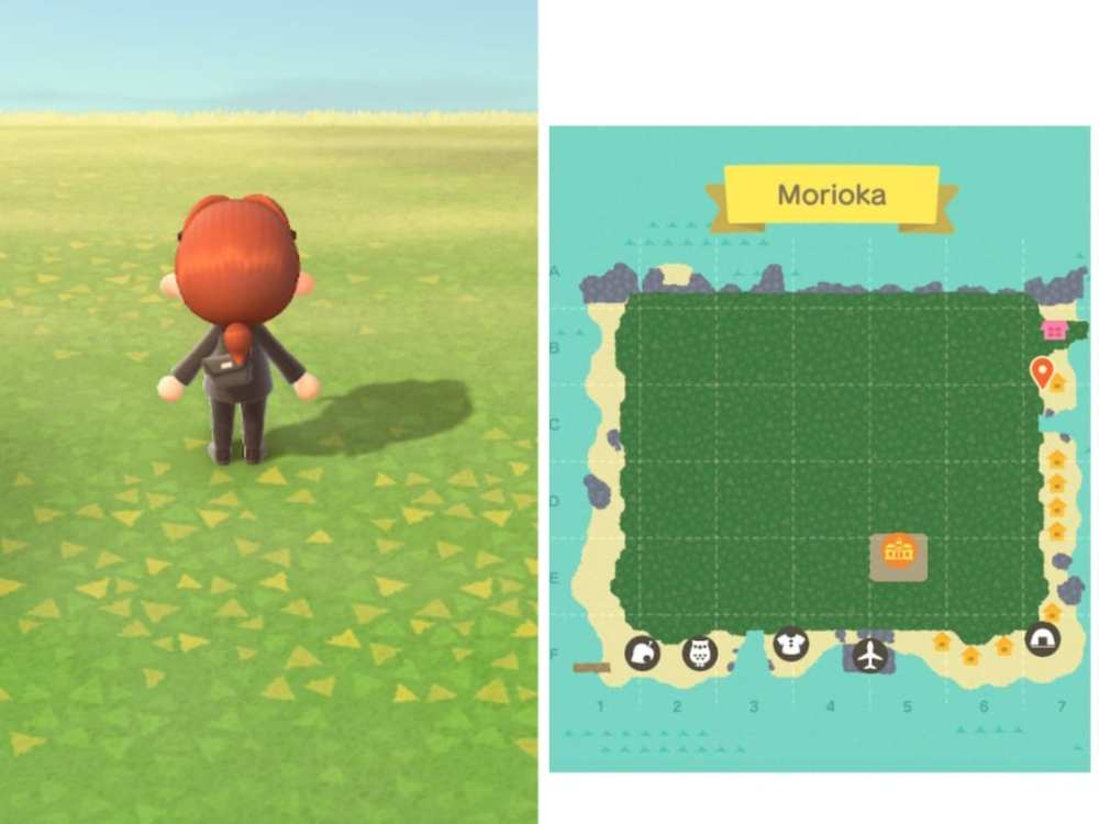 animal crossing new horizons, terraforming ideas