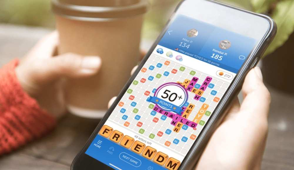 Best Mobile Games to Play Multiplayer With Friends , words with friends