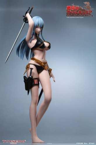 Valkyria Chronicles Selvaria Figure (2)