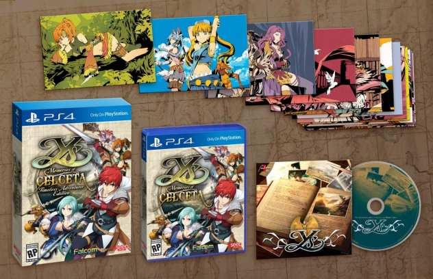 YS Memories of Celeceta PS4 (1)