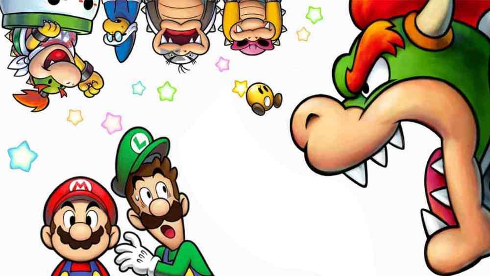Mario and Luigi: Bowser's Inside Story