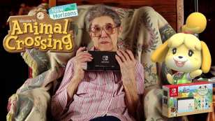 grandma animal crossing new horizons
