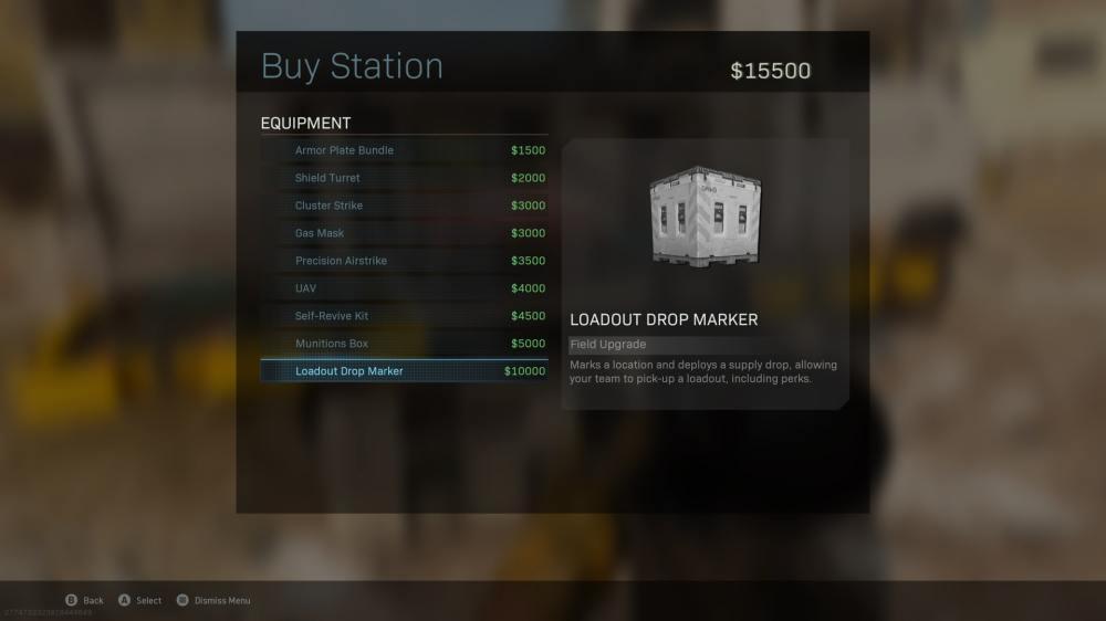 loadout drops warzone