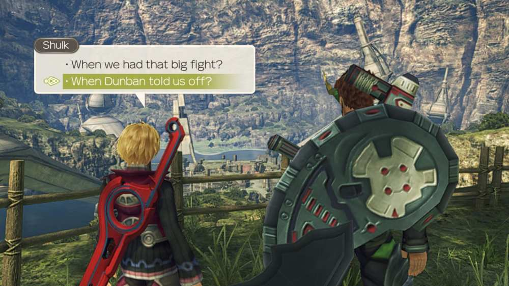 Increasing affinity xenoblade chronicles