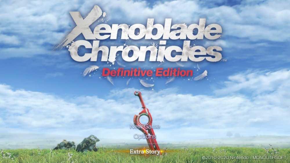 Xenoblade chronicles future connected epilogue
