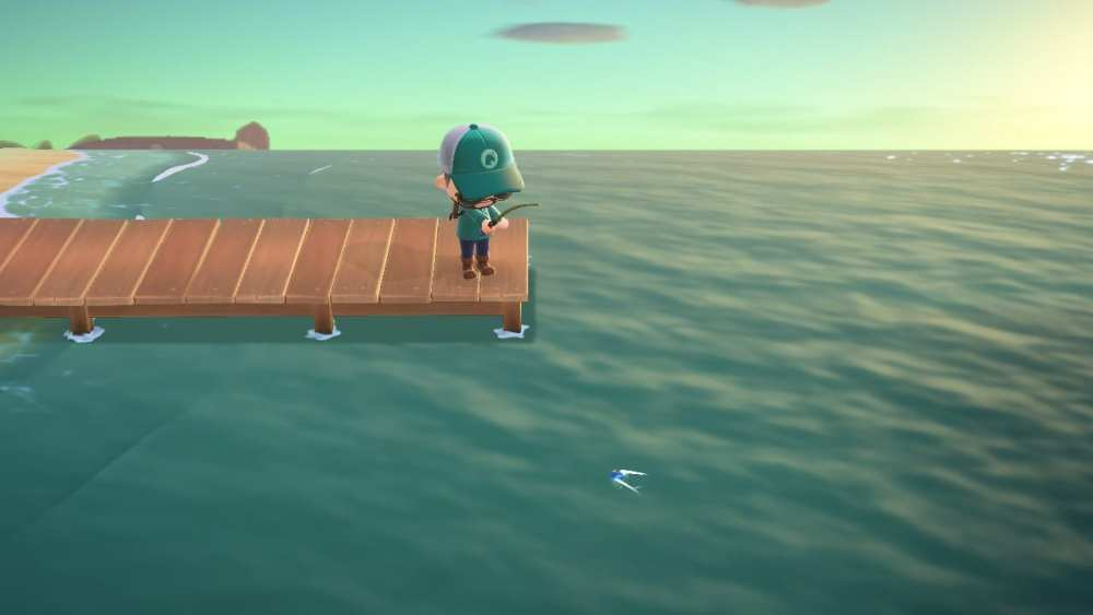 Animal Crossing New Horizons Mahi Mahi Pier