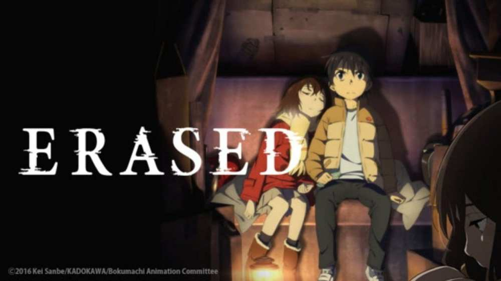 Best Short Anime Erased