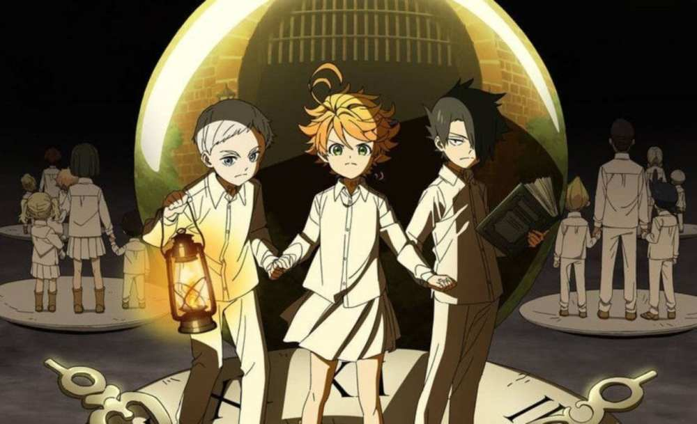 Best Short Anime Neverland