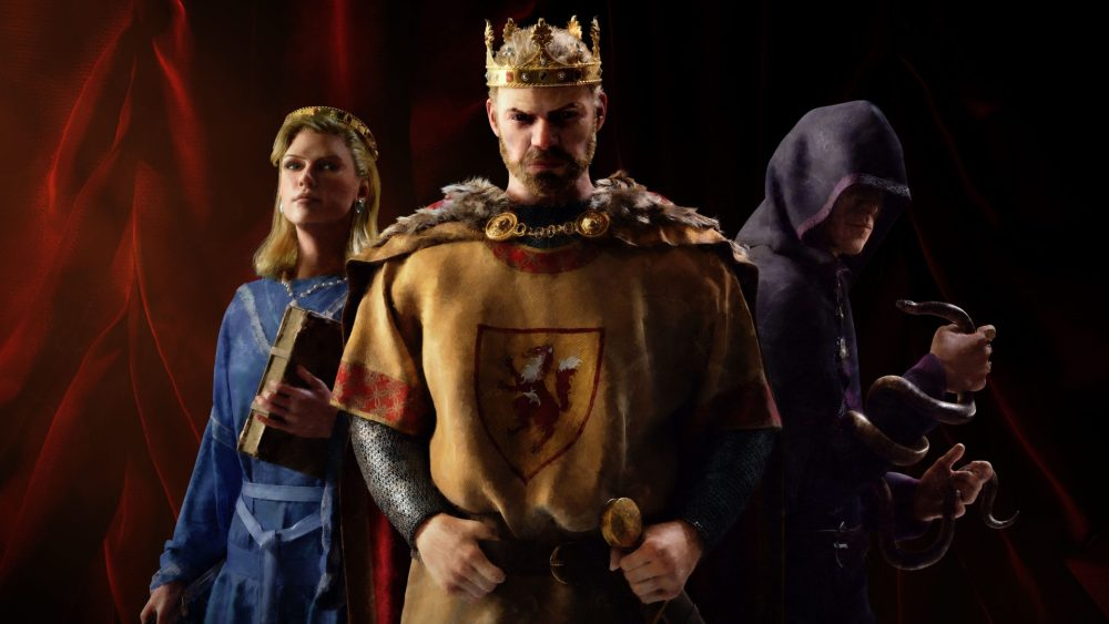 Crusader Kings 3, best strategy games of 2020