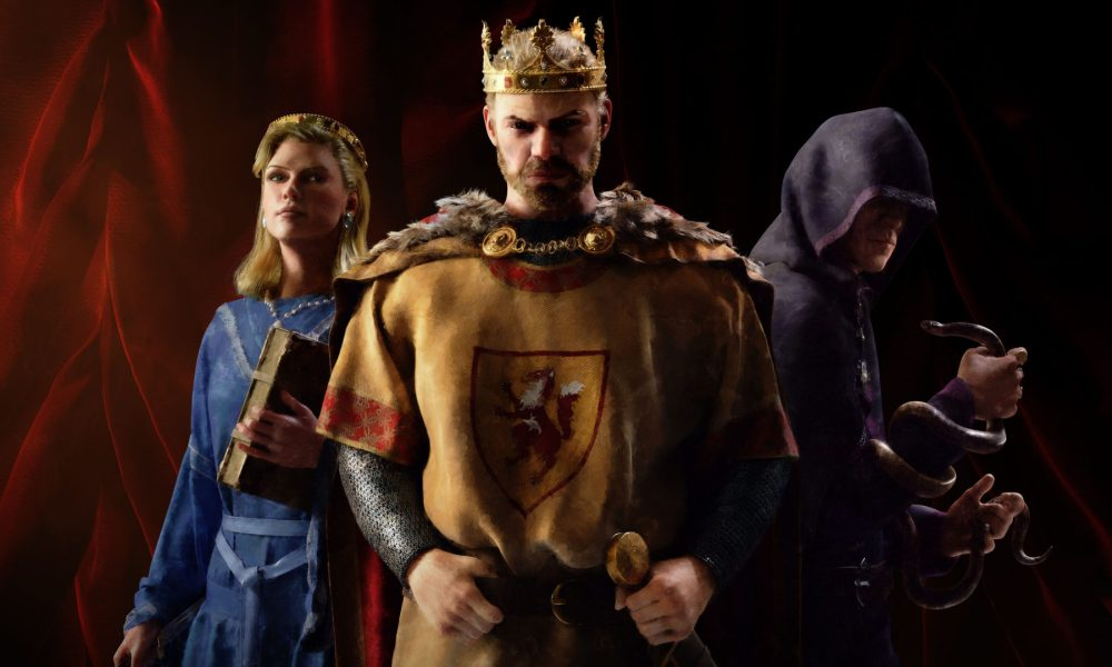 Crusader Kings 3 Getting Super-Extensive Character Creator in Free Update; Watch It in Action