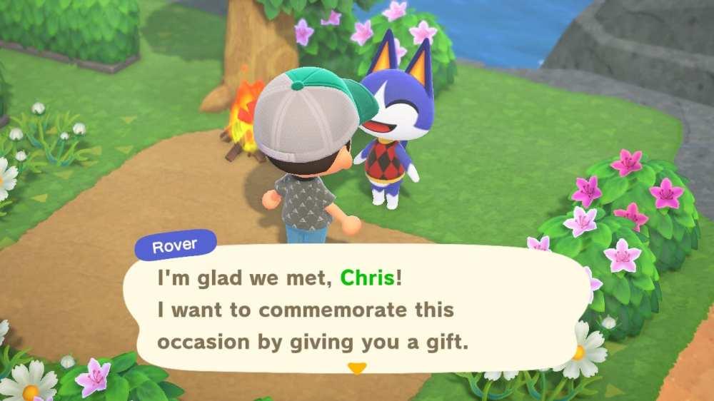 Animal Crossing New Horizons maze reward