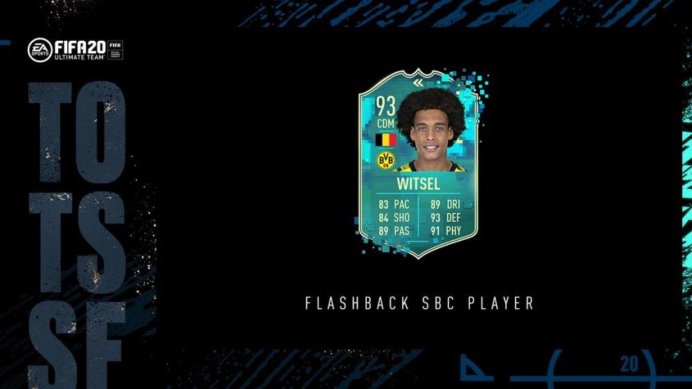 fifa 20, flashback witsel sbc