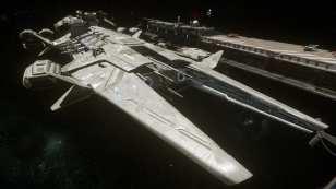 Star Citizen Javelin