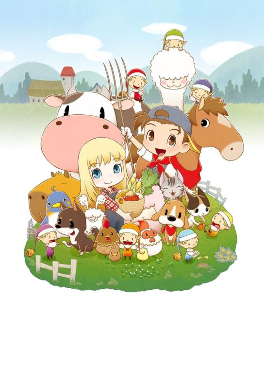 Story of Seasons Friends of Mineral Town (14)