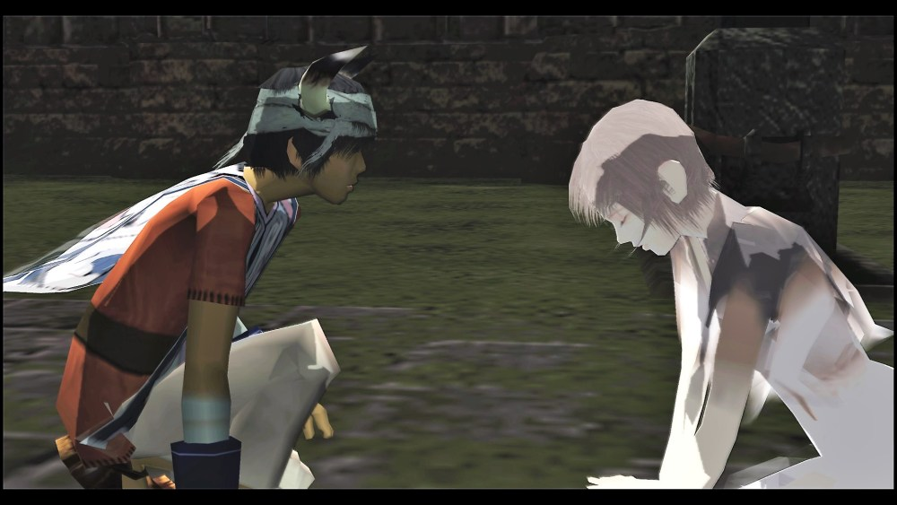 Ico and Yorda