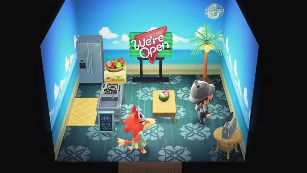 Animal Crossing New Horizons Audie