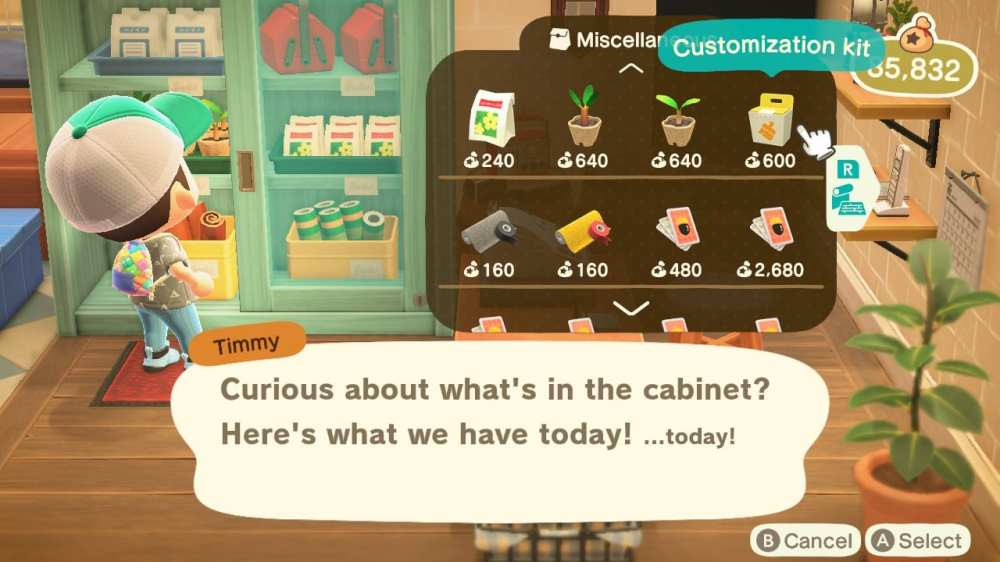 customization kits animal crossing new horizons